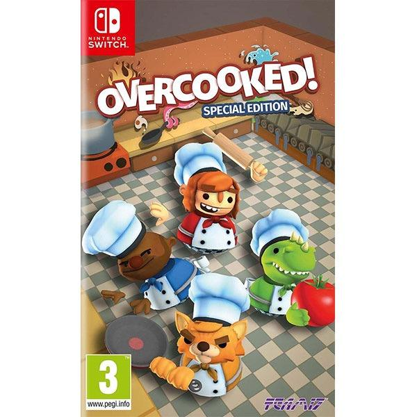 Cheapest Nintendo Switch Overcooked Special Edition Online