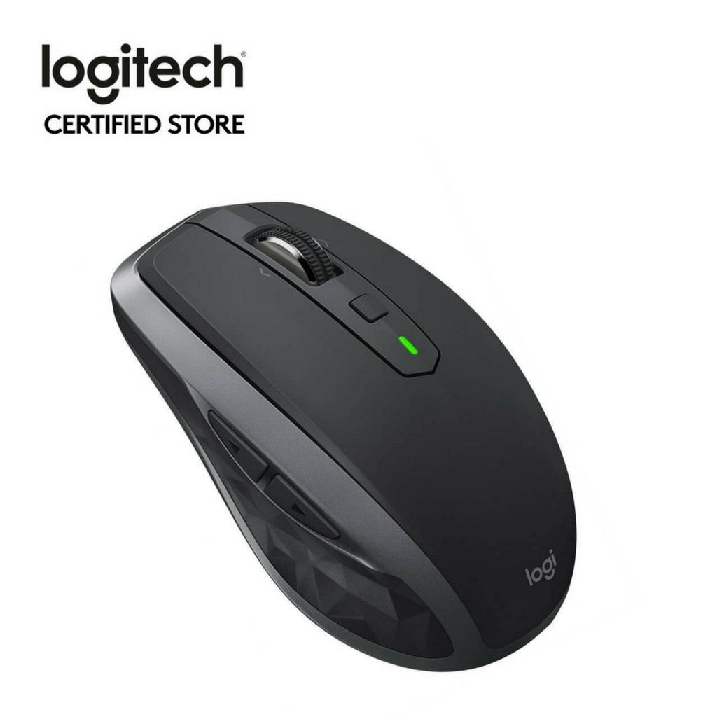 Store Logitech Mx Anywhere 2S Graphite Wireless Multi Device Mouse With Logitech Flow Gesture Control And Wireless File Transfer Midyearsale Logitech On Singapore