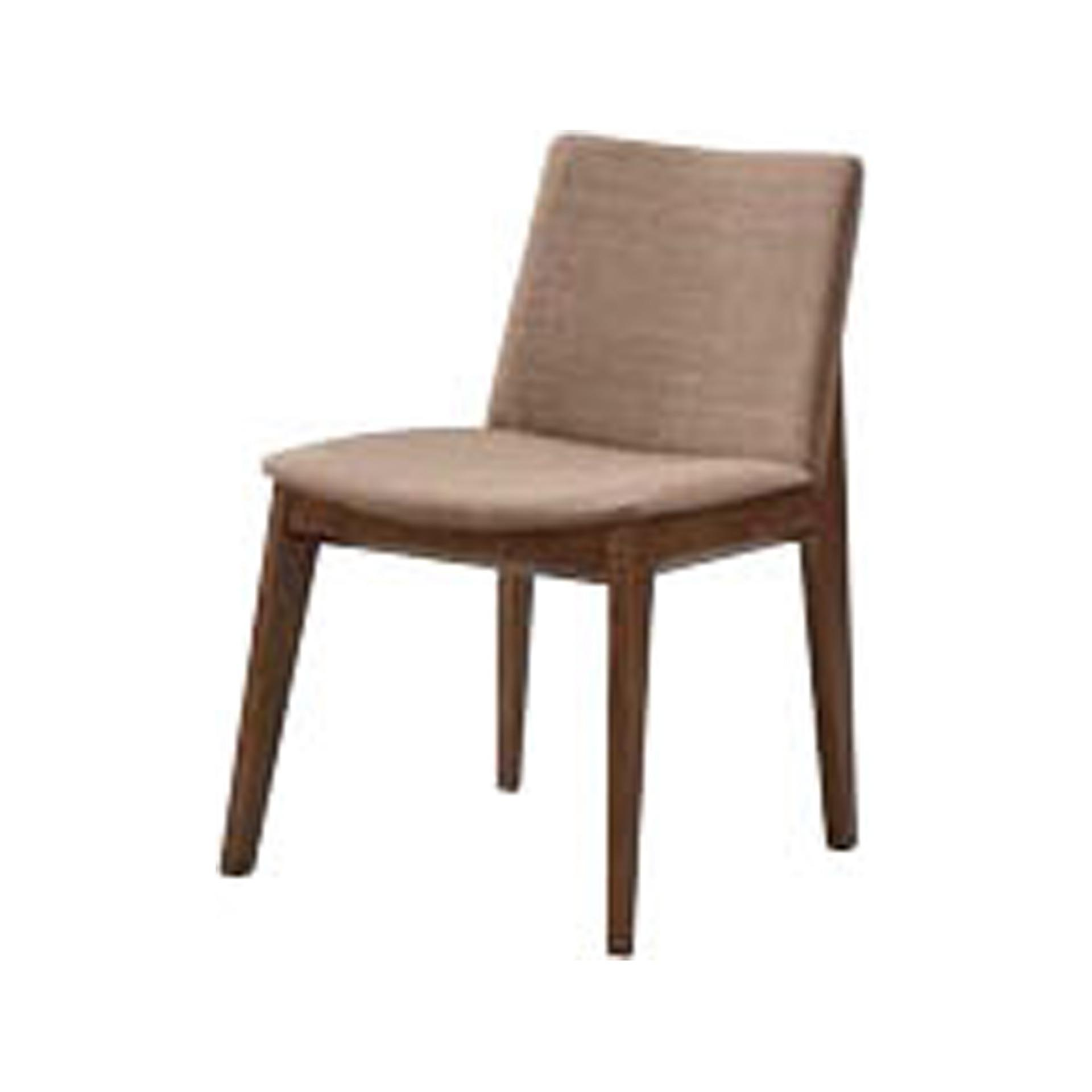 Lara Dining Chairs_Set of 2 (FREE DELIVERY)(FREE ASSEMBLY)