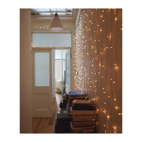 Sale Fairy Curtain Lights 3M X 2M 200Leds Battery Operated Oem