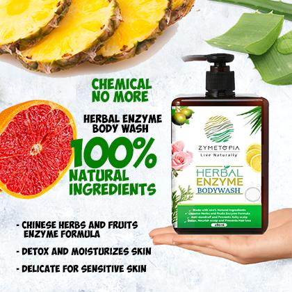 Herbal Enzyme Bodywash Lower Price