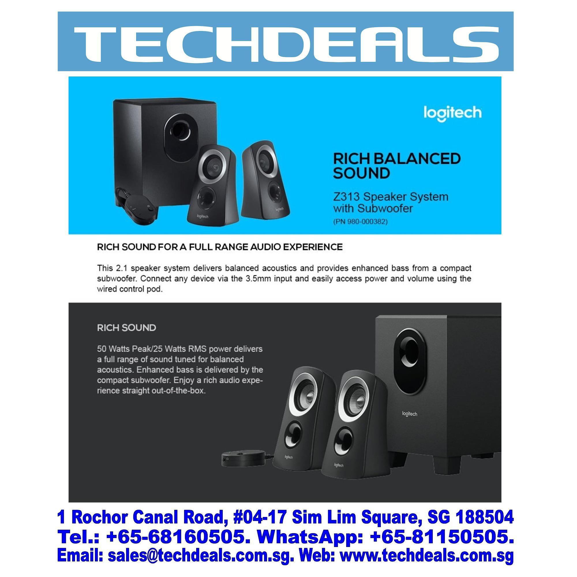 Latest Logitech Computer Speakers Products   Enjoy Huge Discounts ...