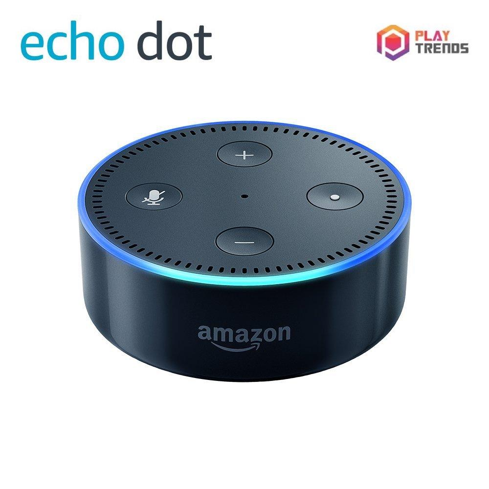 Compare Amazon Echo Dot 2 2Nd Generation Black White Gss Promotion Prices