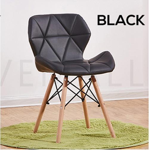 Where To Shop For European Modern Leather Chair Medium Mini Size