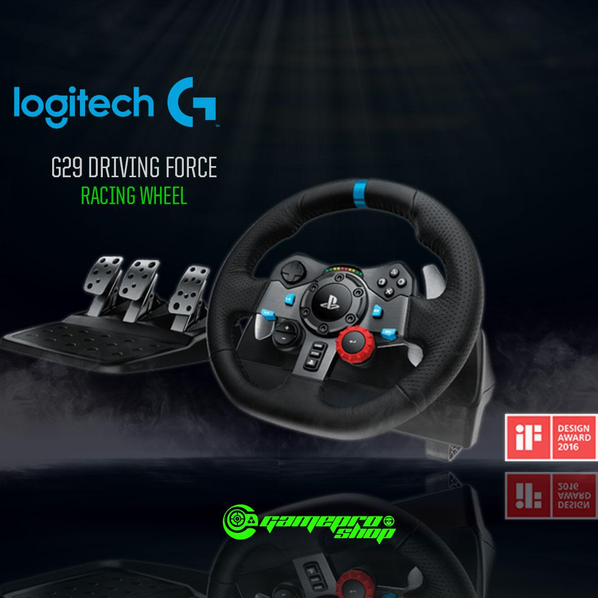 Price Comparison For Logitech G29 Driving Force Racing Wheel Gss Promo
