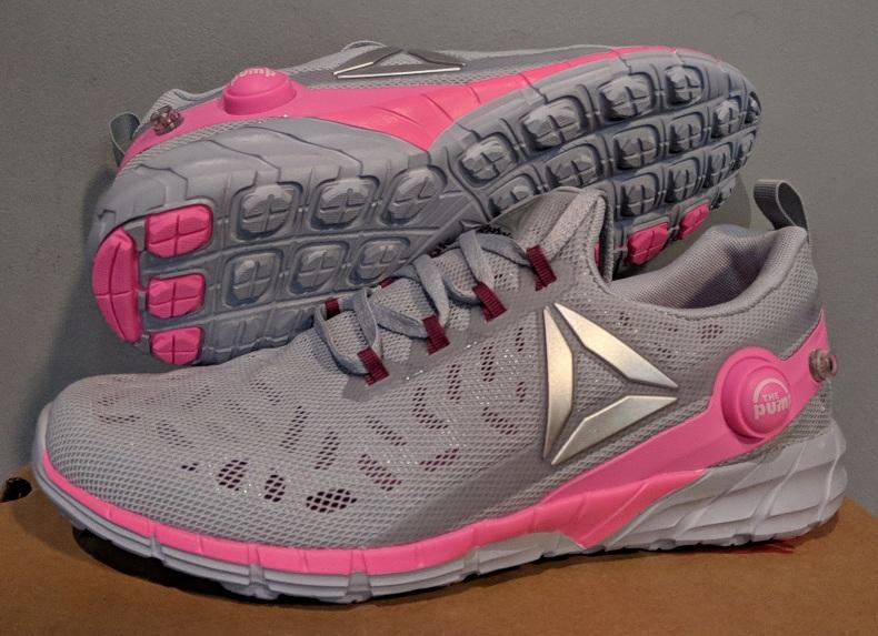 REEBOK WOMENS AR2817 Z PUMP FUSION 2.5 WORKOUT RUNNING CROSSFIT FIT FITNESS  GYM TRAINERS HIKING TREKKING 468c9223e