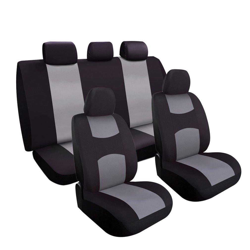 Giá Allwin Than Bọc Ghế Xe Ô Tô Bộ Phù Hợp với Sedan SUV Xe Tải Chia Băng Ghế Dự Bị