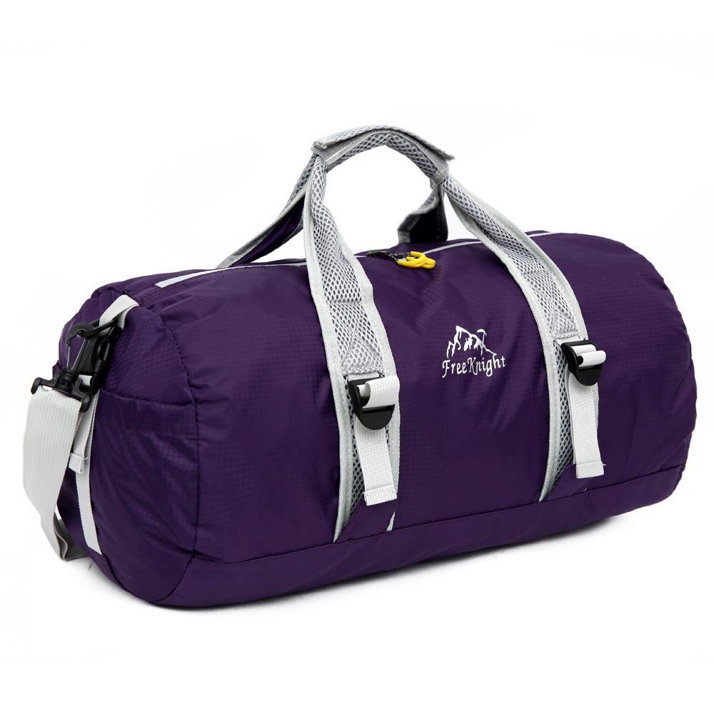 Outdoor Handbag Foldable Travel Bag Large Capacity Single Shoulder Exercise