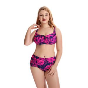 Goemann 2018 lemak pakaian renang bikini baru Rusia Amerika Serikat daerah baju renang panas KS0619 Galaxy