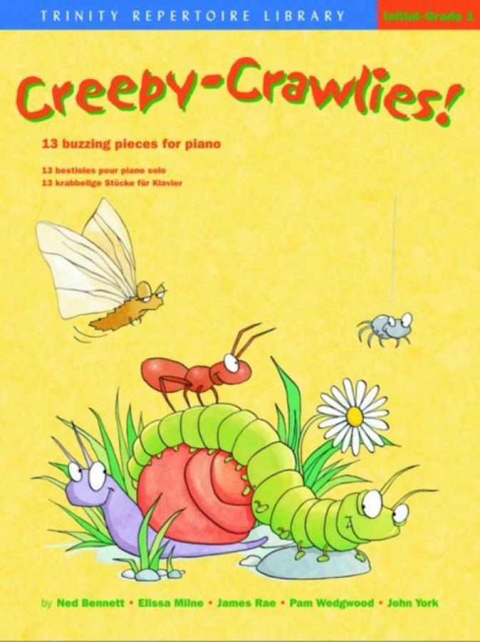 CREEPYCRAWLIES INITIALGRADE 1 Author VARIOUS ISBN 9780571522408