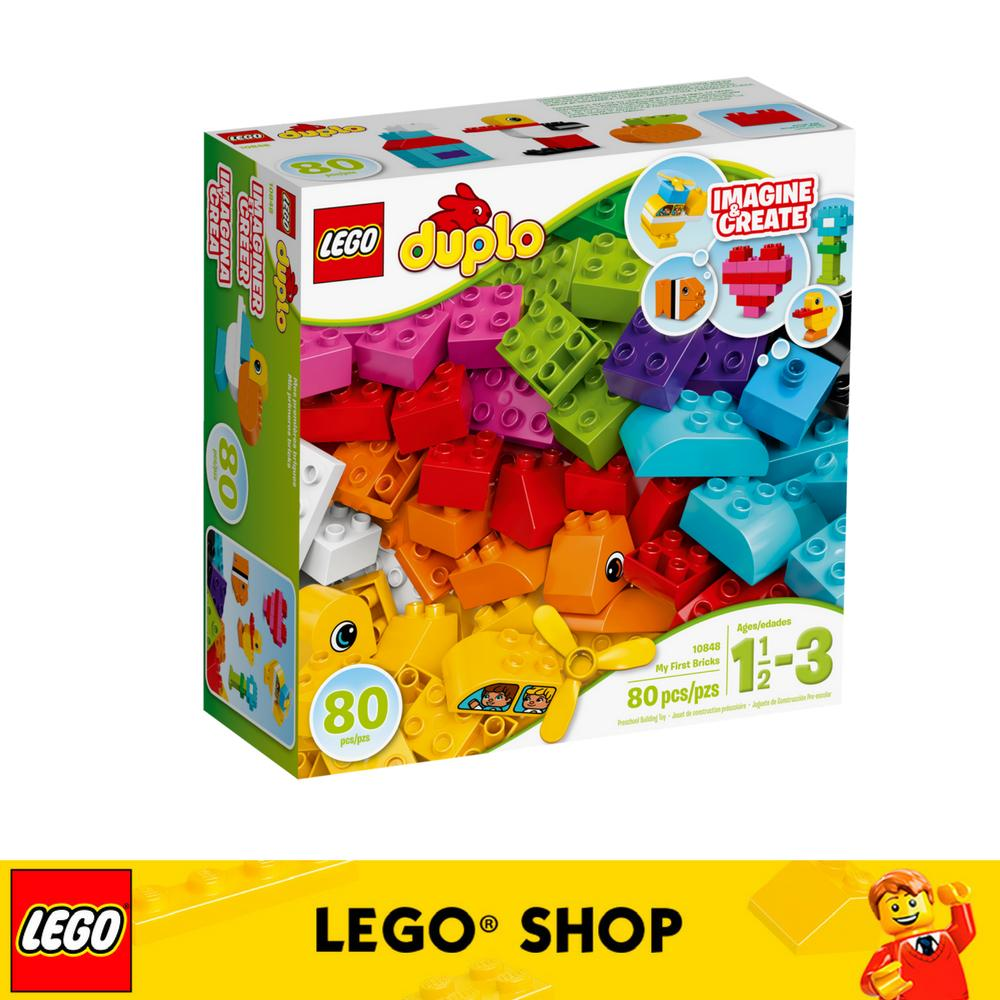 Price Lego® Duplo My First My First Bricks 10848 Lego Singapore