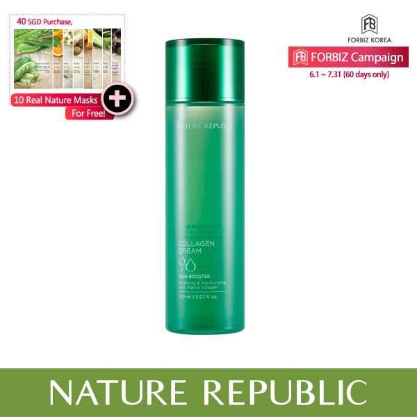 Who Sells Nature Republic Collagen Dream 90 Skin Booster