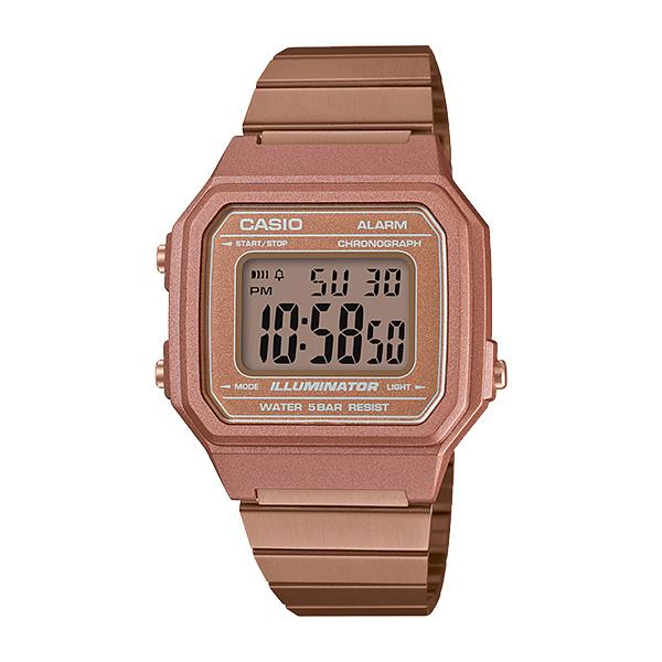 Where Can I Buy Casio Watch Vintage Rose Gold B650Wc 5Adf