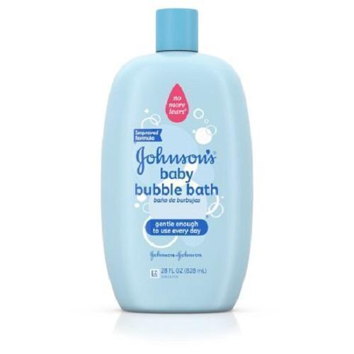 The Cheapest Johnson S Baby Bubble Bath Wash Gentle Cleanser 28 Fl Oz Online