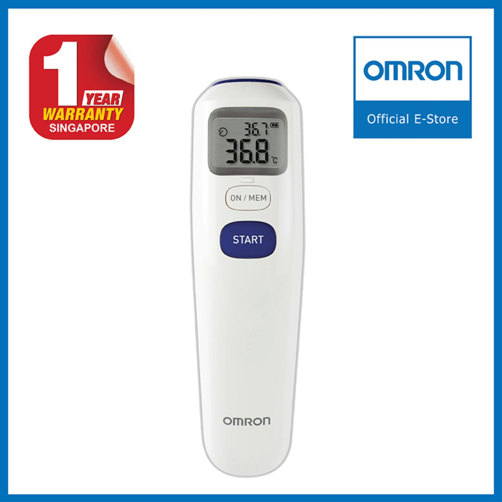 Where Can I Buy Omron Forehead Thermometer Mc 720