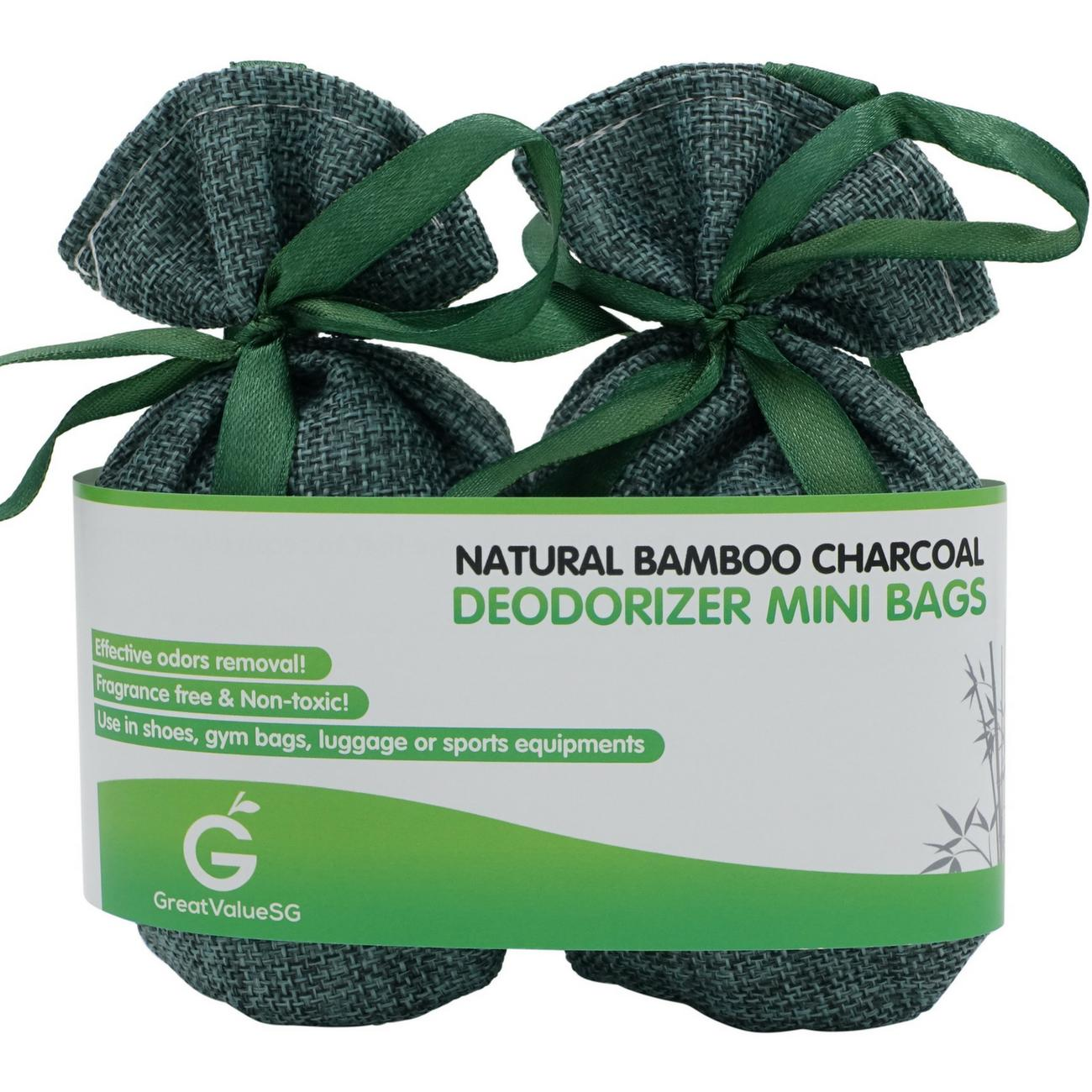 Recent Great Value Sg Natural Bamboo Charcoal Deodorizer Mini Bags Bestodor Eliminator And Moisture Absorber Keep Air Dry And Fresh Portable Perfect For Shoe Gym Bag Drawer And Locker Viridian Blue