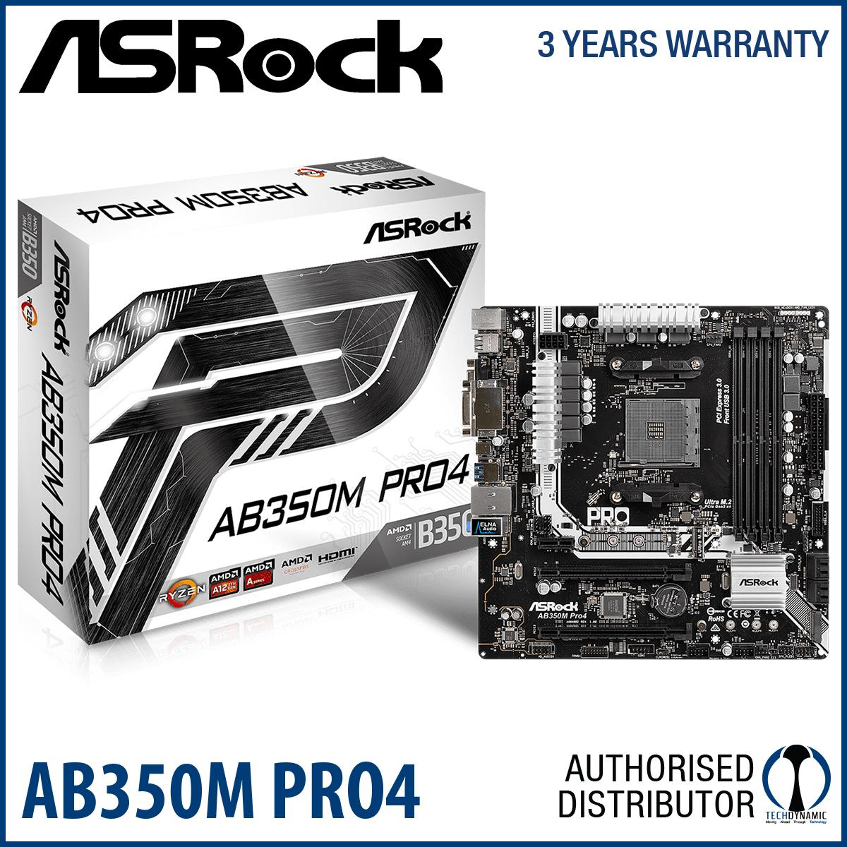The Cheapest Asrock Ab350M Pro4 Online