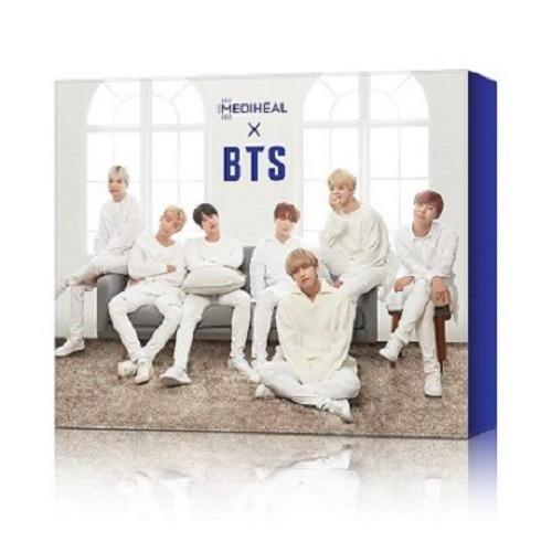 Sale Mediheal X Bts Hydrating Care Special Face Mask Set 10Pc Mediheal Wholesaler