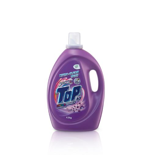 Sale Top Concentrated Liquid Detergent 4Kg Color 4 Bottles Top Branded