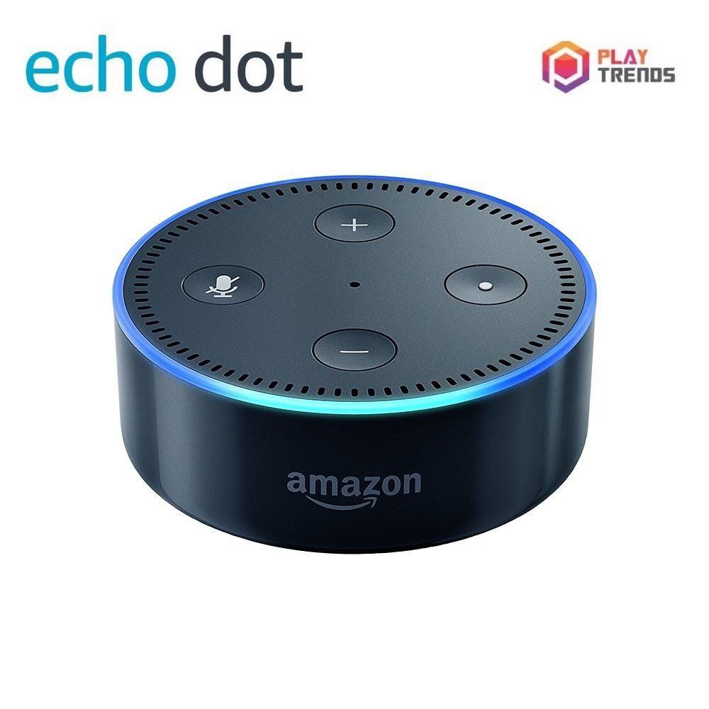 Amazon Echo Dot 2 2Nd Generation Black White Gss Promotion Discount Code