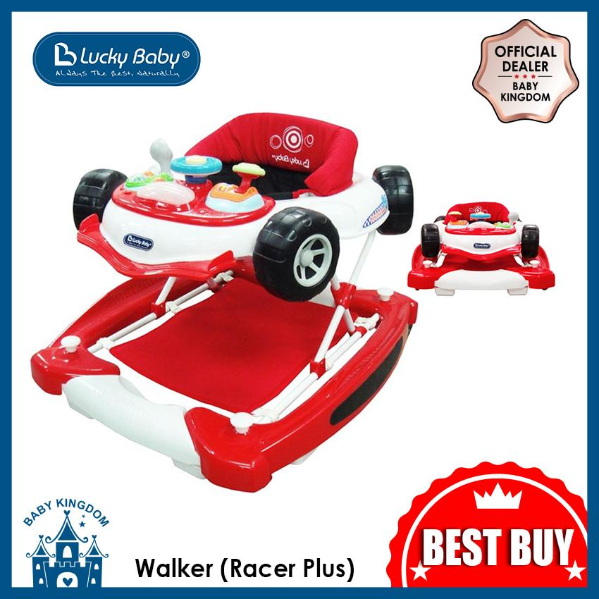 Buy Lucky Baby Racer Plus 2 In 1 Baby Walker Rocker Singapore
