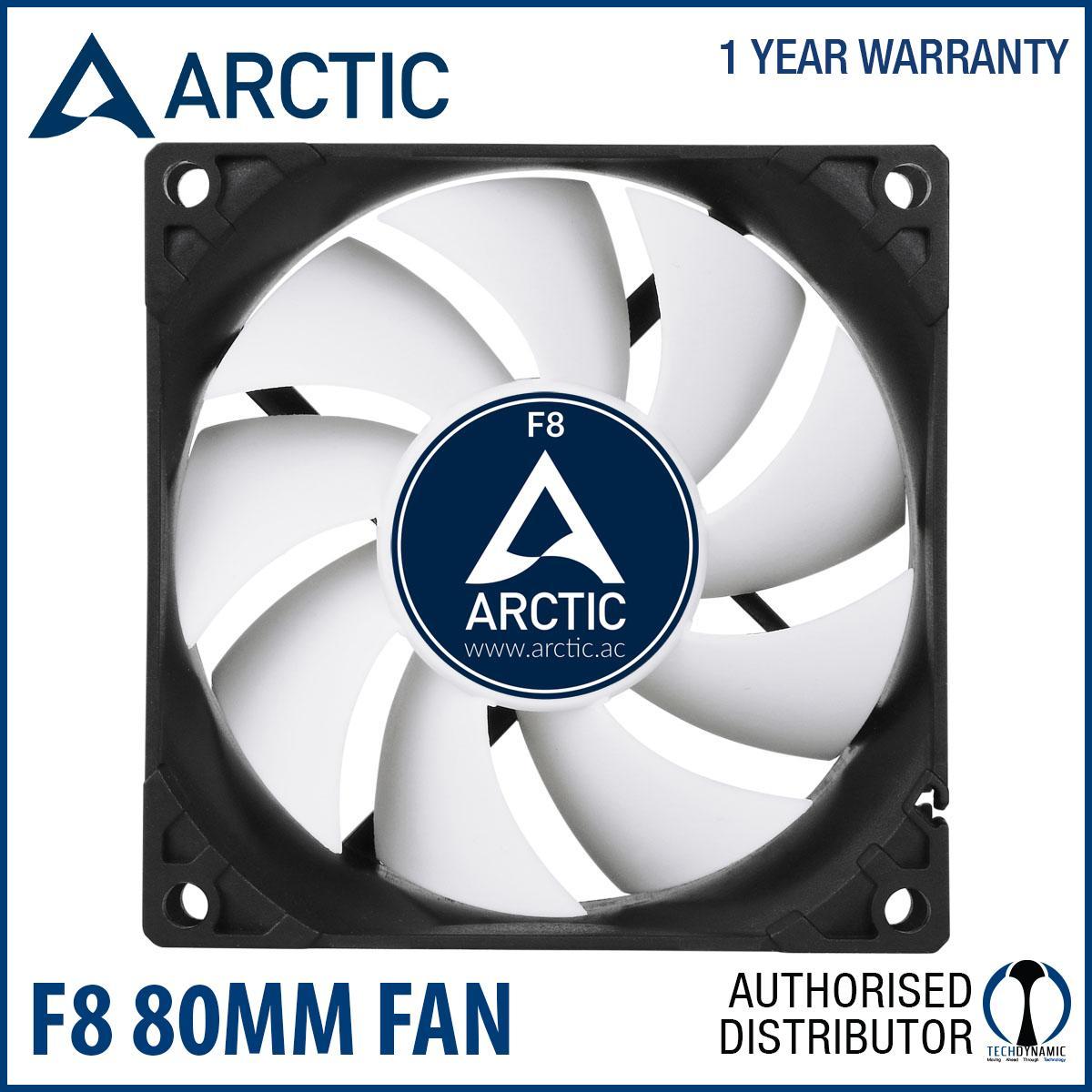 Arctic F8 80Mm Fan Lower Price
