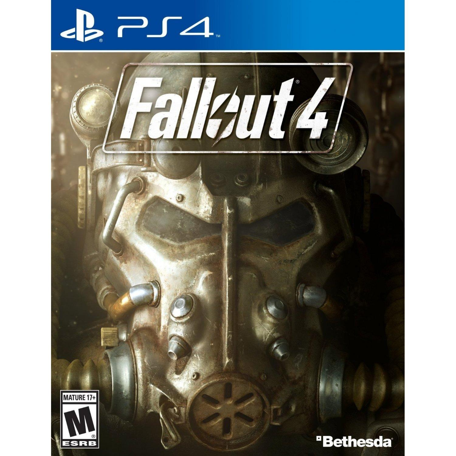 Top Rated Ps4 Fallout 4 R1 Us