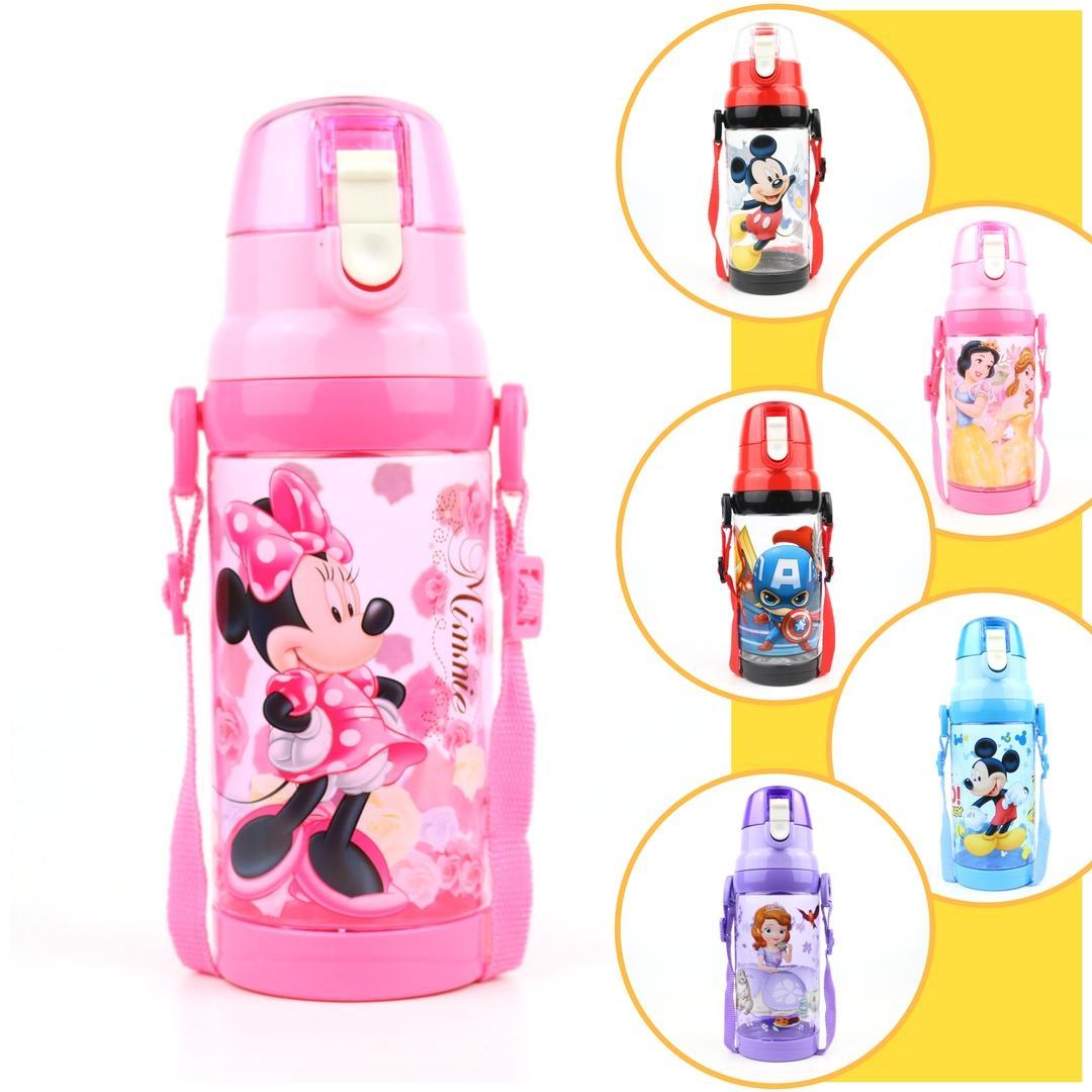 Best Offer Disney Kids Water Bottle Direct Drinking Bpa Free 500Ml