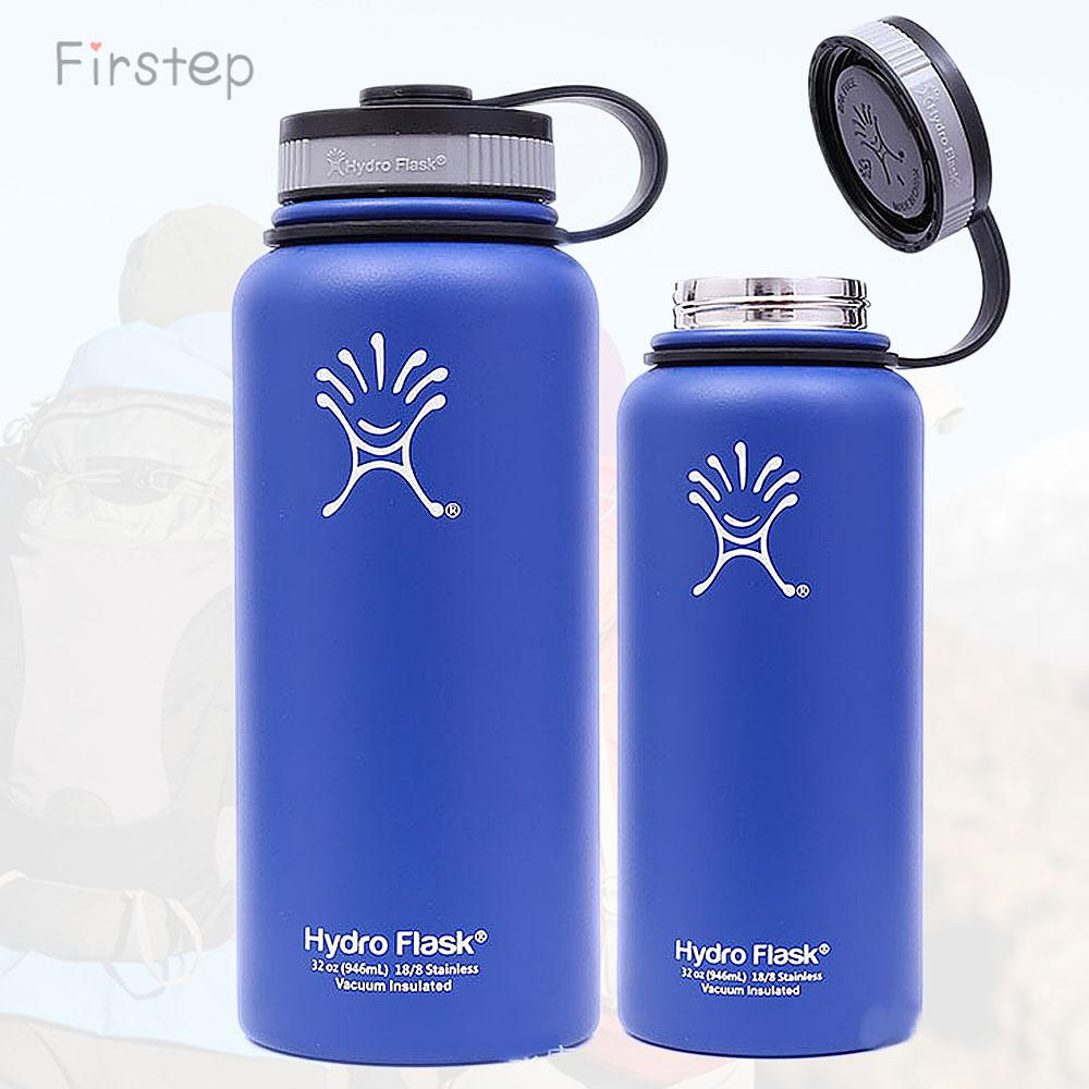 Compare Price Hydro Flask 40Oz 1 18L Hydro Flask Bottle Insulated Stainless Steel Water Bottle Standard Mouth With Loop Cap Outdoor Coolers Stainless Steel Insulation Cup Cars Beer Mug Hydro Flask On China