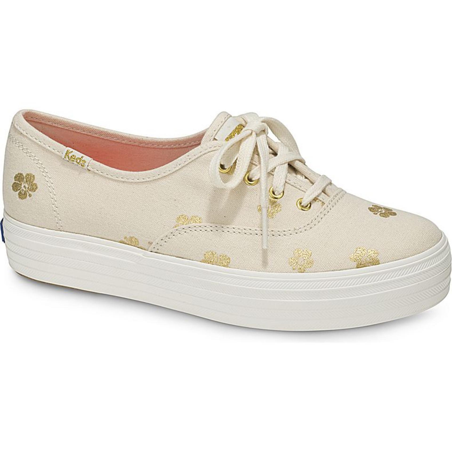 Keds Triple Hibiscus Sneaker (WF58158)