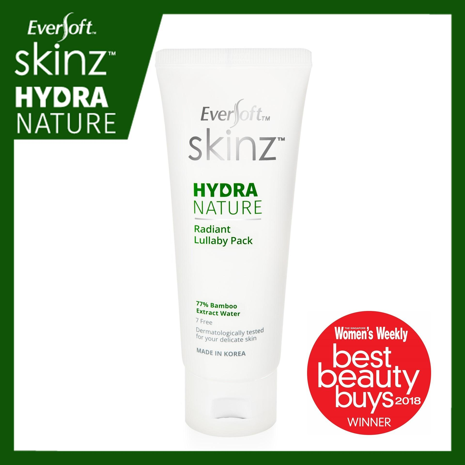 Price Eversoft Skinz Hydra Nature Lullaby Pack 100Ml Eversoft
