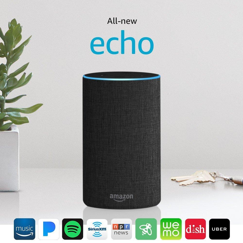 Where Can I Buy Amazon Echo Gen 2 Black White Grey Gss Promotion