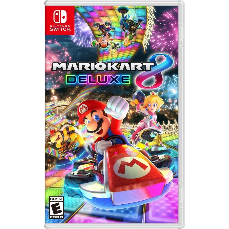 Top 10 Nintendo Switch Mario Kart 8 Deluxe Eur R2