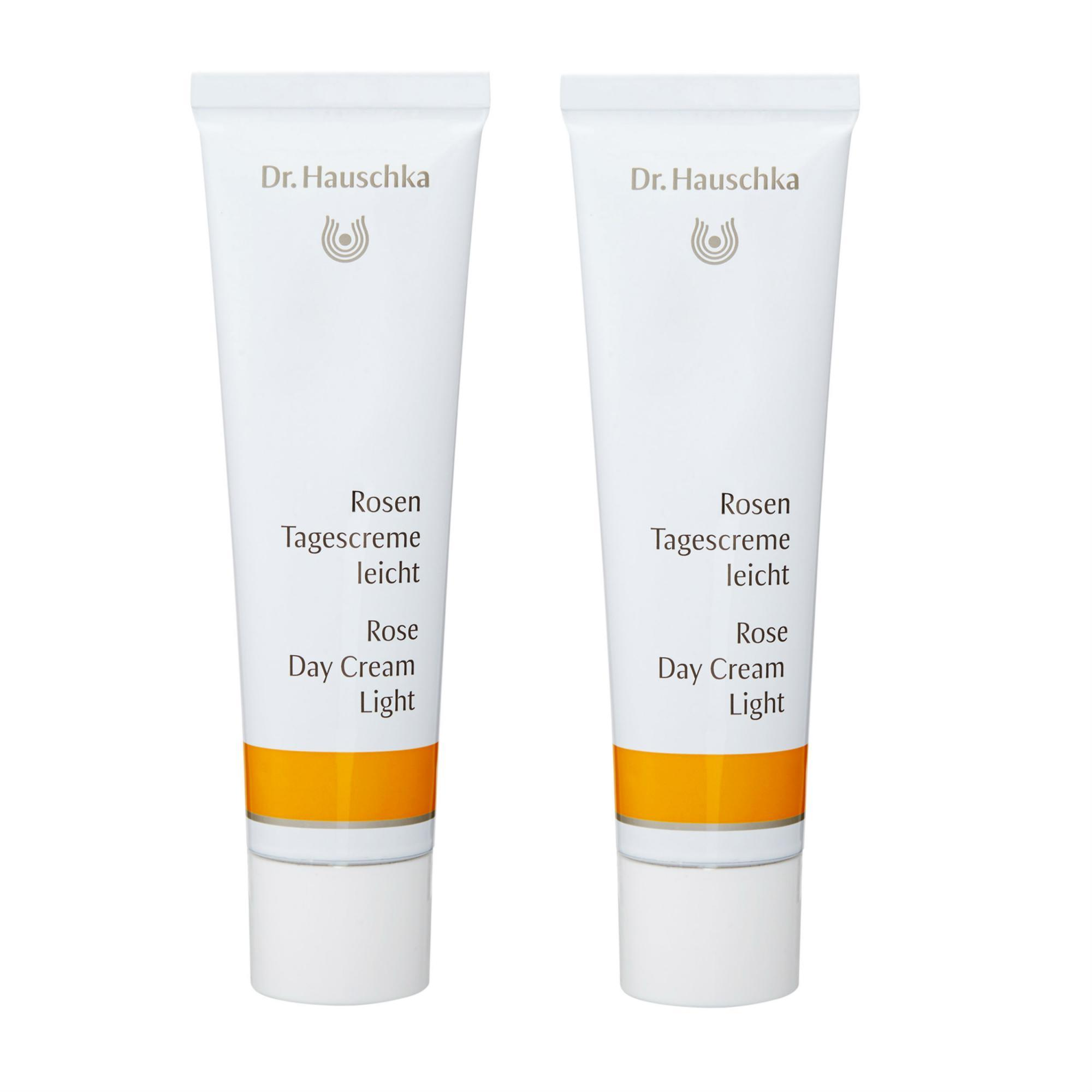 Best Reviews Of Dr Hauschka Rose Day Cream Light 30Ml 1Oz X 2 Intl