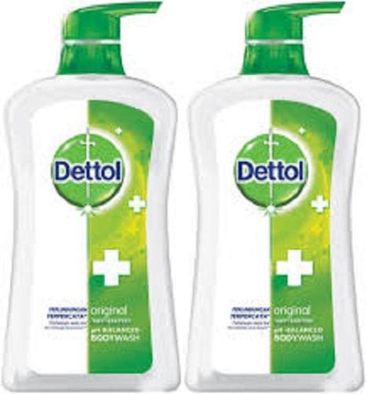 Buy Dettol Original Body Wash (950ml + 950ml) Singapore