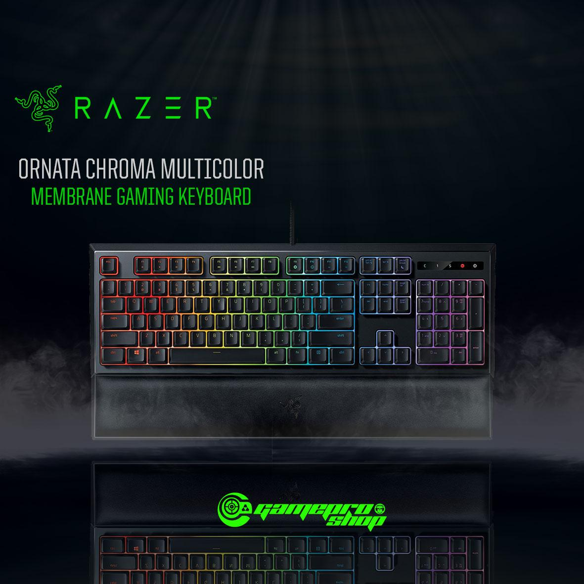 Razer Ornata Chroma Mechanical Membrane Keyboard *GSS PROMO*
