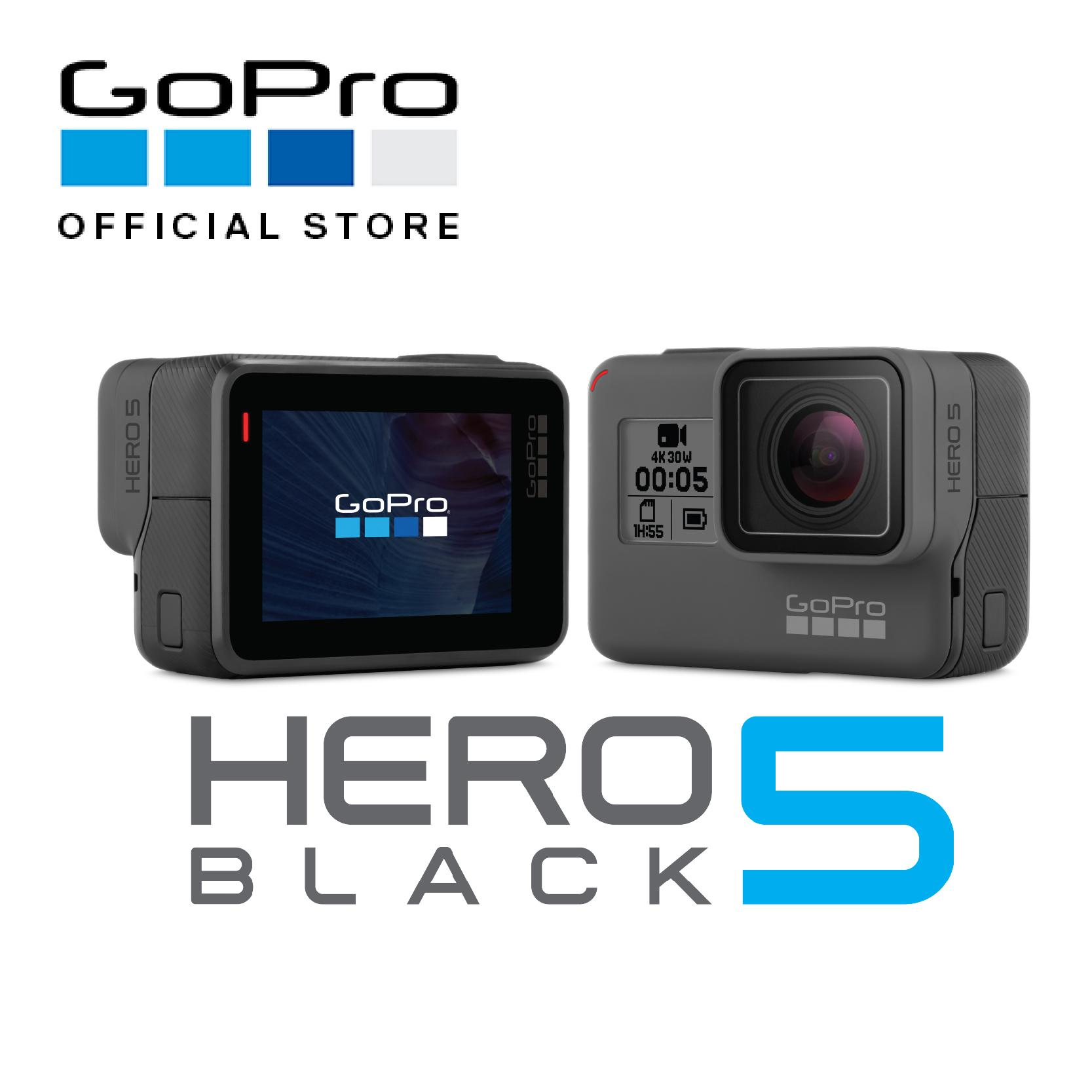 Retail Price Gopro Hero 5 Black 1Year International And Local Warranty Local Distributor