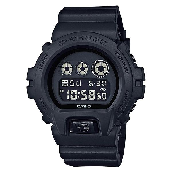 Cheapest Casio G Shock Black Out Series Black Resin Band Watch Dw6900Bb 1D