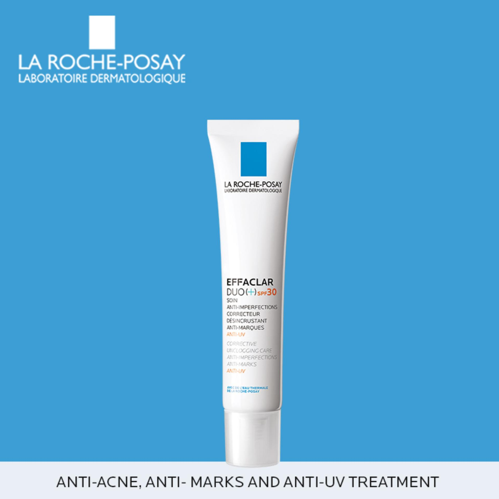 Buy La Roche Posay Effaclar Duo Spf 30 40Ml Singapore