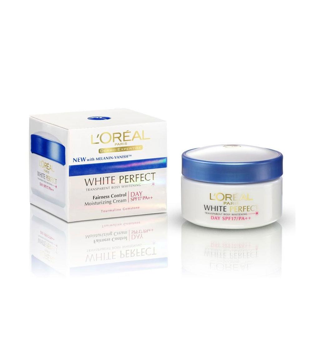 Loreal Wp Rosy Whitening Spf17 Day Cream 50ml By Beauty Language.