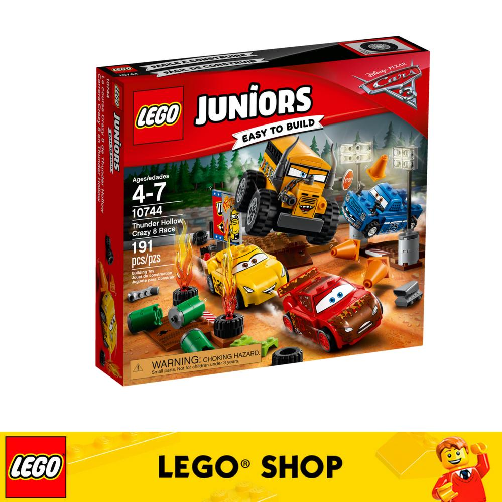 Lego® Juniors Thunder Hollow Crazy 8 Race 10744 Coupon Code