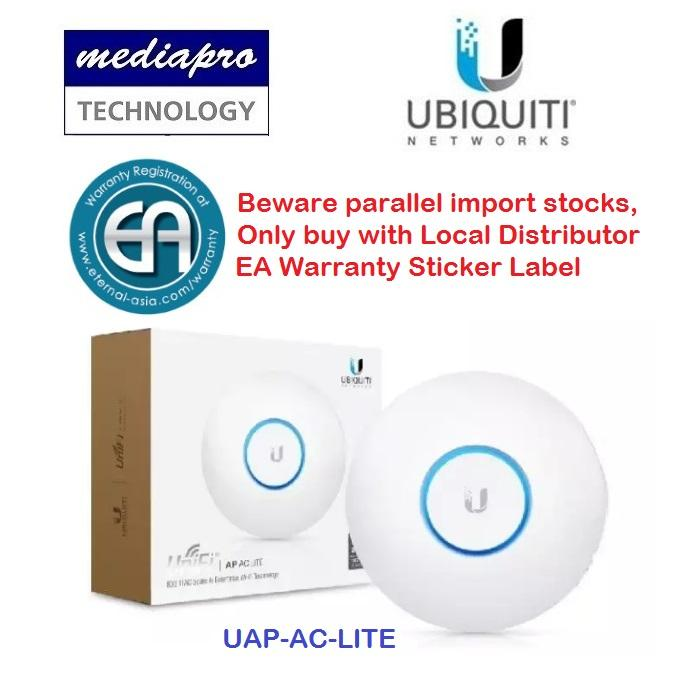Sale Ubiquiti Uap Ac Lite Local Distributor Warranty Unifi Ap Ac Lite 802 11Ac Dual Radio Access Point Singapore Cheap