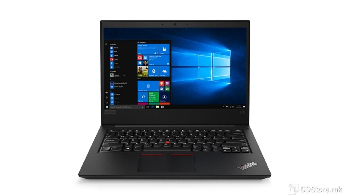 Lenovo ThinkPad E480 20KN004-3SG 14.0 FHD IPS AG i5-8250U Intel HD Graphics 8GB DDR4 2400 SoDIMM / 1TB 5400rpm WIN 10 PRO