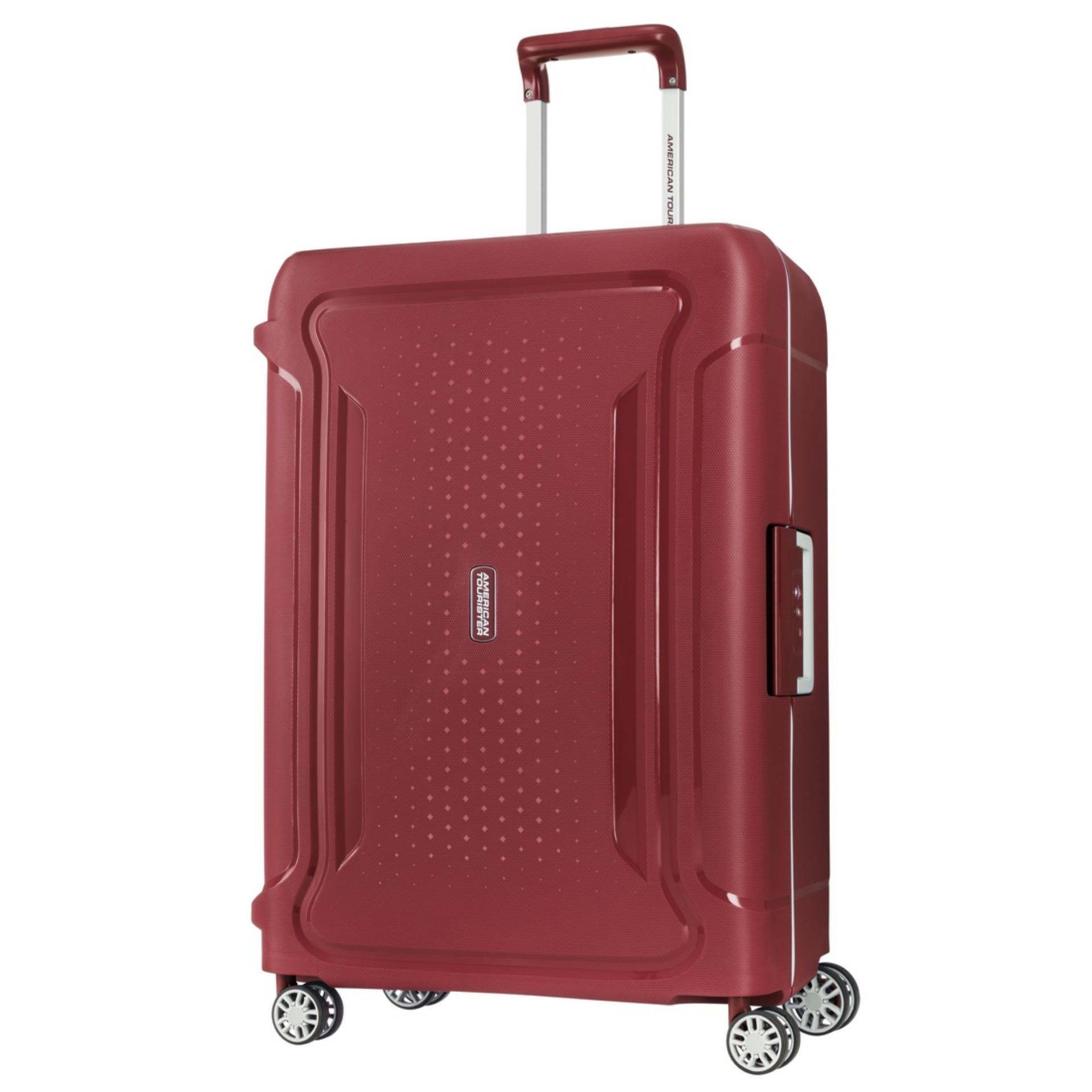 Where Can I Buy American Tourister Tribus Spinner 78 29 Red