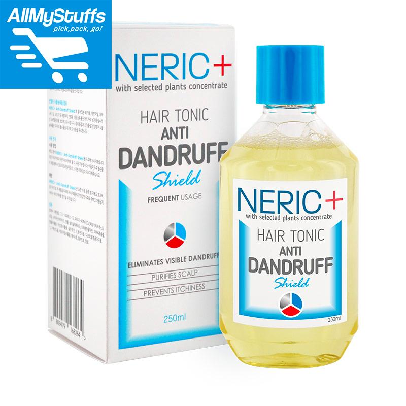 Buy Neric Anti Dandruff Shield Hair Tonic 250Ml Online