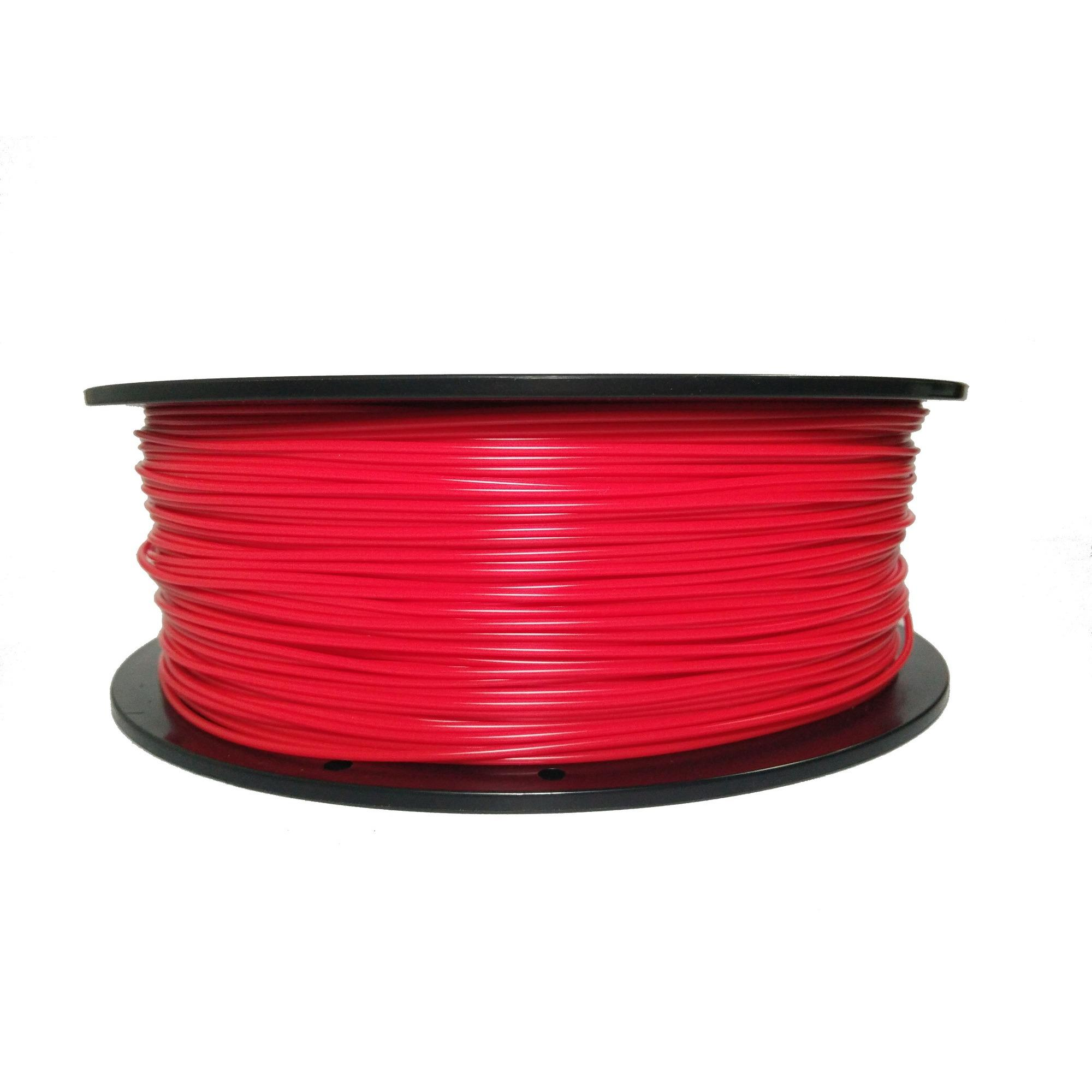Sale Red Petg Filament For 3D Printer 1 75Mm 1Kg Oem