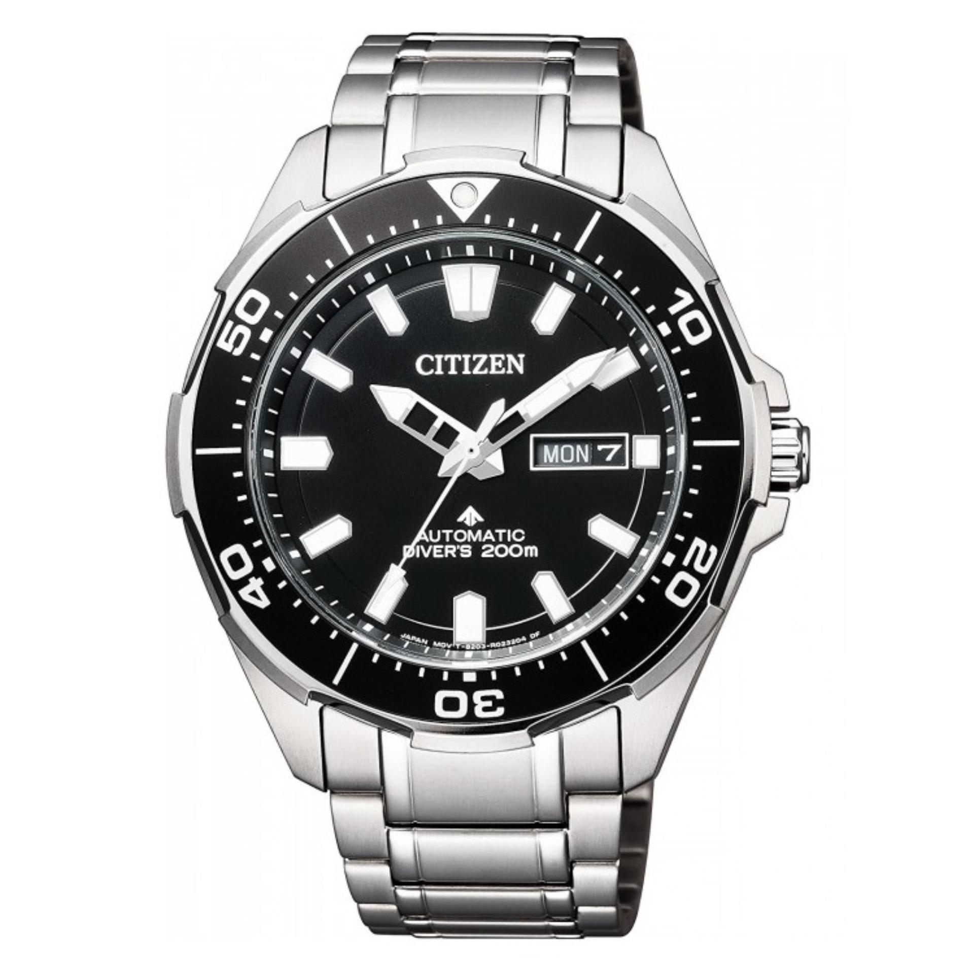 Citizen NY0070-83E Automatic Titanium Analog Divers Men Watch Malaysia