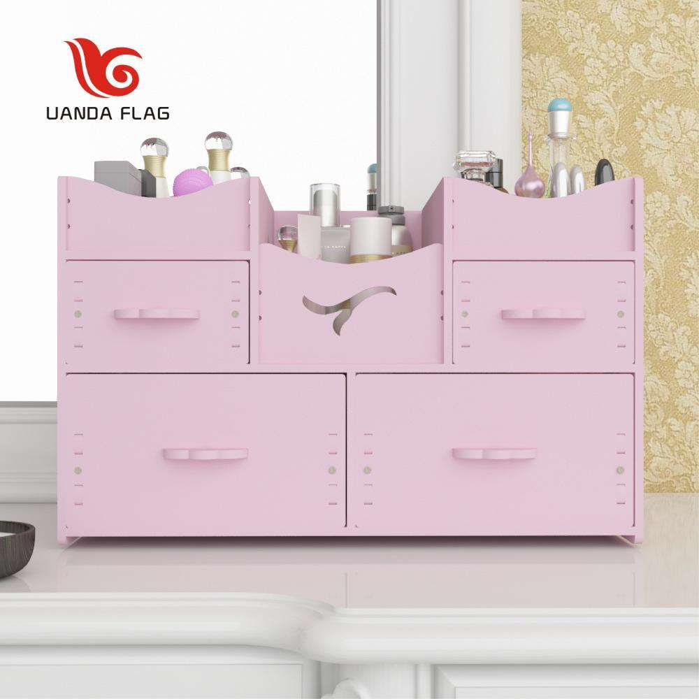 Super Size Storage Box Cosmetic Storage Box Sorting Box Storage Box Plastic Jewelry Storage Box Dressing Case.