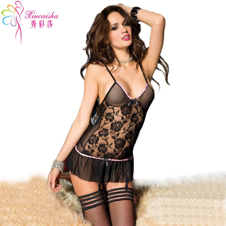 d7abbe90a7b Sexy lingerie sexy vest garter passion set Ebay source Not Specified