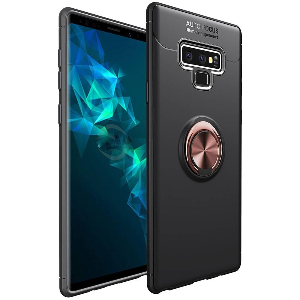 Buy Phone Cases Accessories Goospery Samsung Galaxy S9 Plus Fancy Diary Case Black Brown Note 9 Ruilean 360 Degree Rotating Ring Clip Holder Compatible With